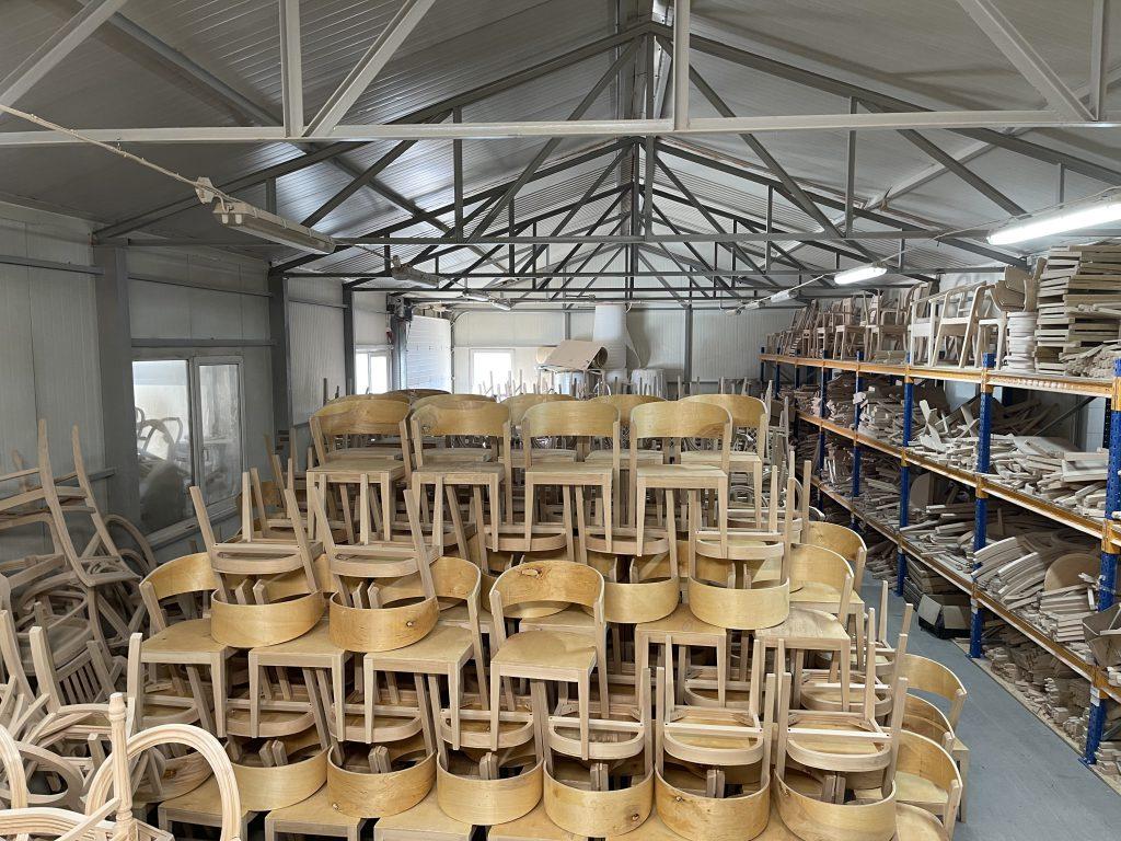 Fabryka krzeseł MIKUT