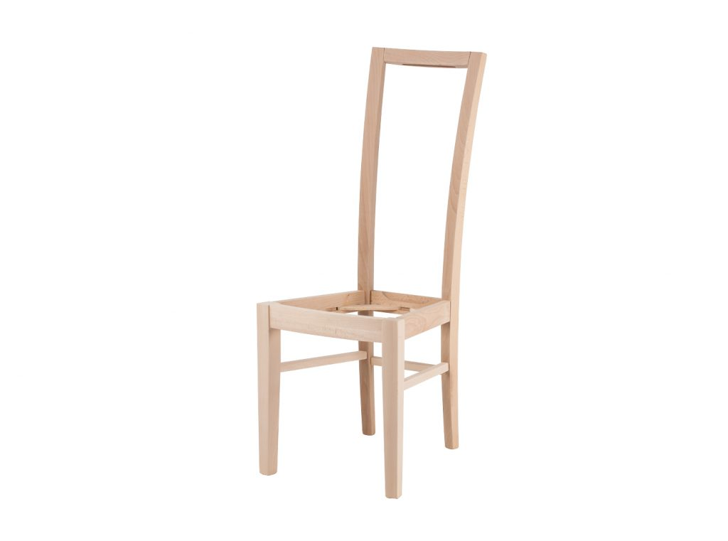 krzesło szkielet