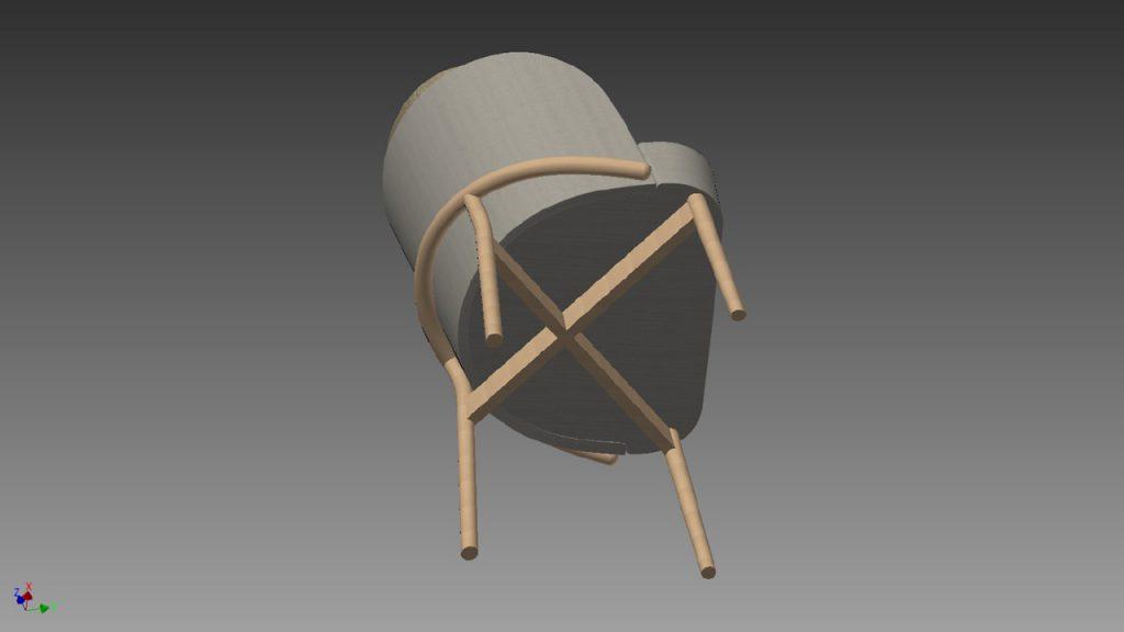 wizualizacja nowy fotel mikut